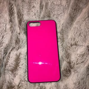 Neon Pink Iphone 6/7/8 Plus Case